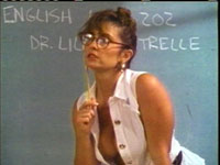 Sexy Teacher Tutors Sex