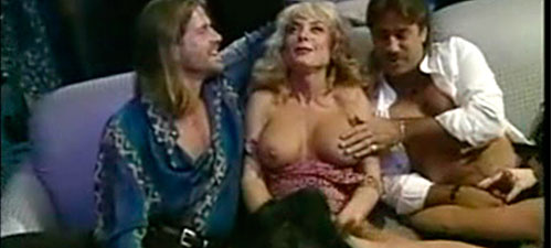 Nina Hartley's Orgy with Friends