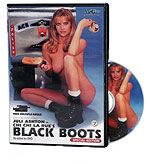 Black boots featuring julie ashton