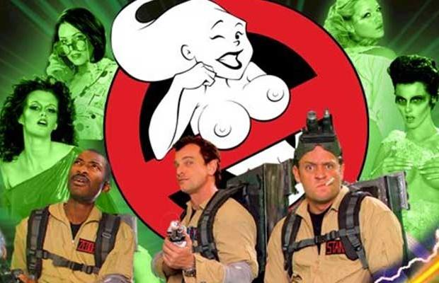 Ghostbusters cartoon porn idea