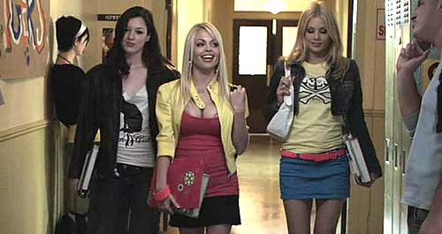 Jesse Jane, Stoya, Riley Steele